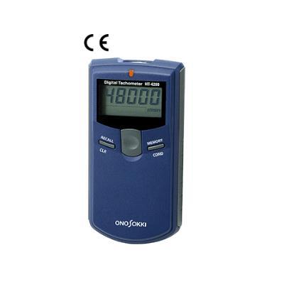 日本小野 非接触式数字手持式转速表 HT-4200