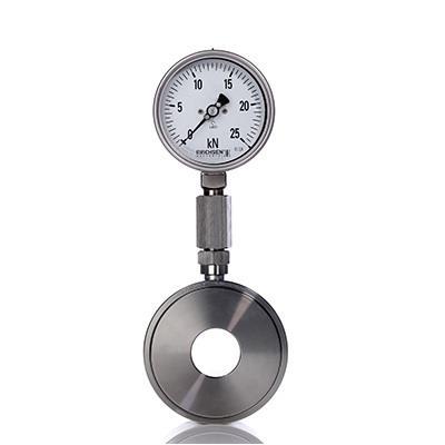 查狄伦Chatillon  液压测力表  343- 10 kN
