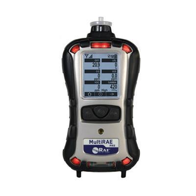 美国华瑞 MultiRAE Pro 六合一射线/ 气体检测仪 PGM-62XX