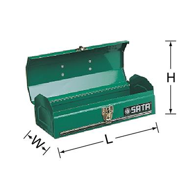 世达工具SATA手提工具箱14