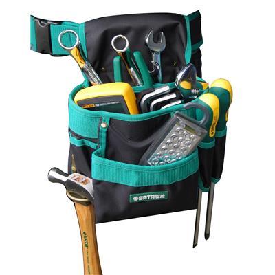 世达工具SATA6袋式组合工具腰包95212