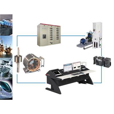 三新电力 开关磁阻电机试验系统 SXDJ