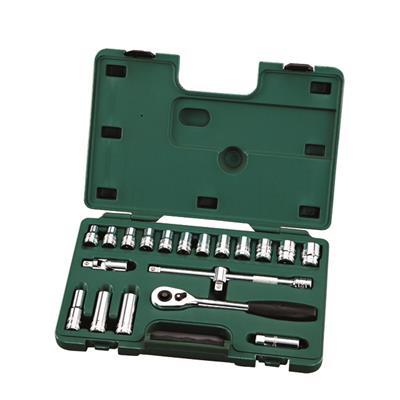 世达工具SATA20件12.5MM系列套筒组套09005