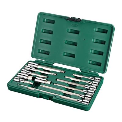 世达工具SATA12件汽车维修专用旋具套筒组套09055