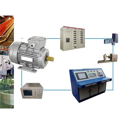 三新电力 变频电机测试系统