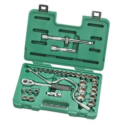 世达工具SATA32件12.5MM系列套筒组套09099