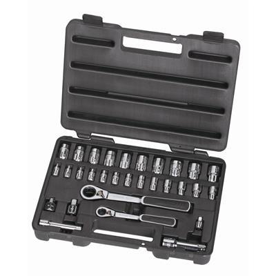 世达工具SATA30件13x20MM系列穿透式套筒组套09132
