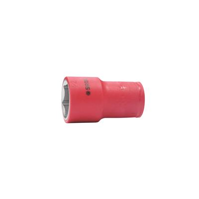 世达工具SATA10mm系列注塑型VDE绝缘套筒8mm12508