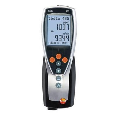 德国德图TESTO 多功能室内空气质量检测仪 testo 435-4 - 订货号  0563 4354