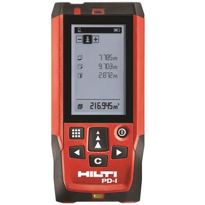 喜利得激光测距仪150米PD-I/PDI 手持式红外线电子尺测量仪