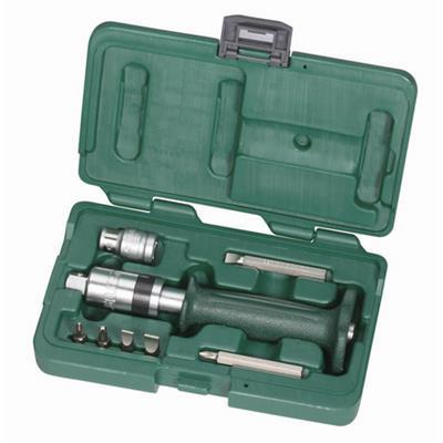 世达工具SATA8件护套型冲击螺丝批组套09603
