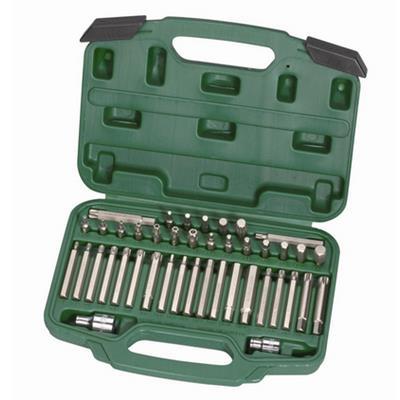 世达工具SATA42件8MM系列旋具头组套09327