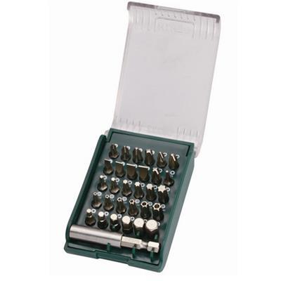 世达工具SATA31件套6.3系列电动旋具头组套09332