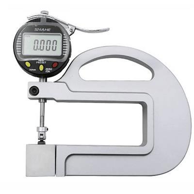 三和量具 数显千分连续测厚规0-10mm 5335-10