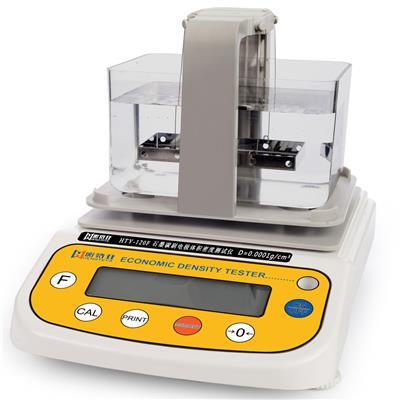 衡特亚仪器 石墨碳刷电极体积密度测试仪 HTY-120F