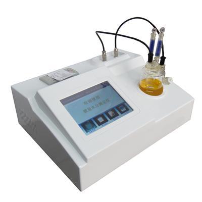 衡特亚仪器 全自动微量水分测定仪 HTY-H6