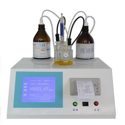 衡特亚仪器 全自动微量水分测定仪 HTY-H8