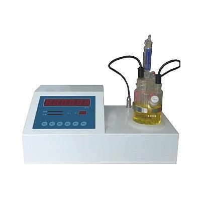 衡特亚仪器 微量水分测定仪 HTY-H3
