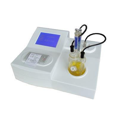 衡特亚仪器 全自动微量水分测定仪 HTY-H5