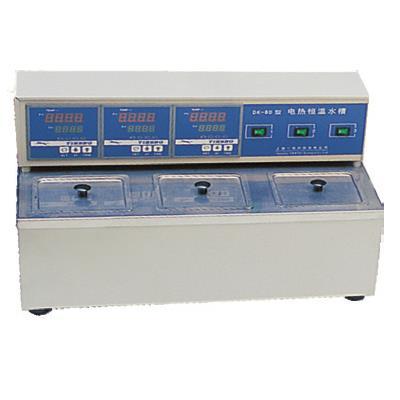 上海一恒 电热恒温水槽、三孔电热恒温水槽、透视循环水槽 CU-420