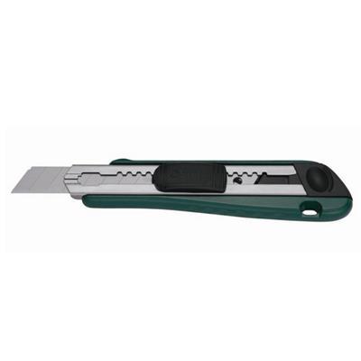 世达工具SATA工业级金属美工刀8节18x100MM93430