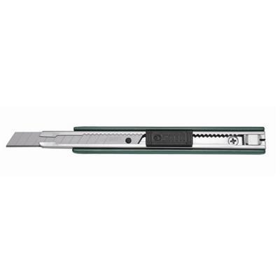 世达工具SATA锌合金美工刀13节9x80MM93424A
