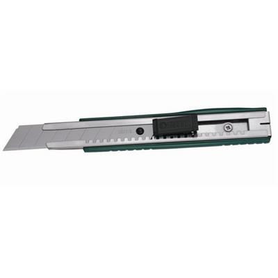 世达工具SATA锌合金美工刀8节18x100MM93425A