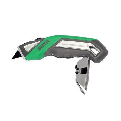 世达工具SATAT系列重型实用刀93485