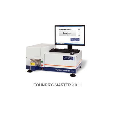 牛津仪器 台式直读光谱仪 MASTER Xline