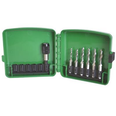 世达工具SATA7件螺纹攻丝组套50457
