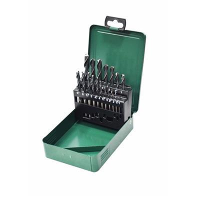 世达工具SATA19件耐磨直柄麻花钻组套52919
