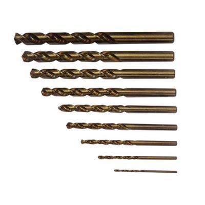 世达工具SATA10件套直柄含钴麻花钻52310