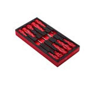 史丹利 EVA工具托组套-10件螺丝刀 STANLEY