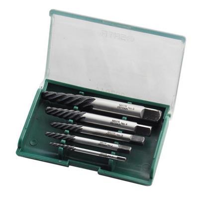 世达工具SATA5件粗牙断丝取出器组套09704A