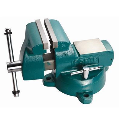 世达工具SATA重型方钢台虎钳5