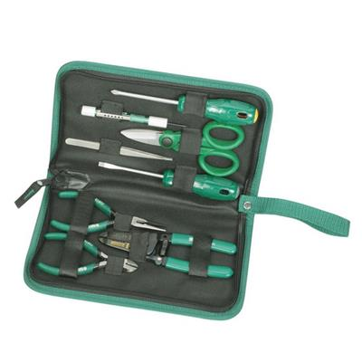 世达工具SATA8件电子工具组套03750
