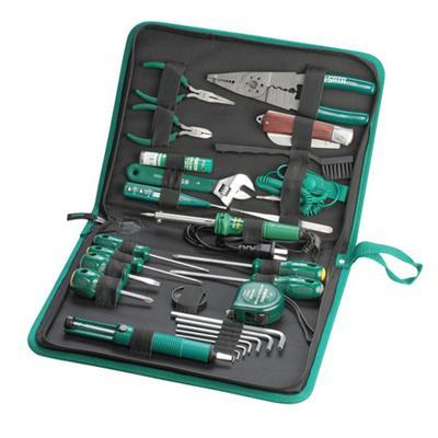 世达工具SATA27件电子工具组套03760