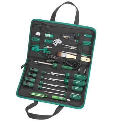 世达工具SATA19件电脑维修组套03770