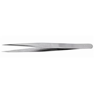 世达工具SATA尖头镊子125MM03101
