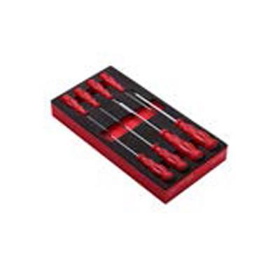 史丹利 EVA工具托组套-8件花形螺丝刀 STANLEY