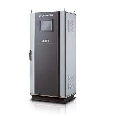 岛津 工业废气挥发性气体(VOCs)在线监测系统 VOC-3000