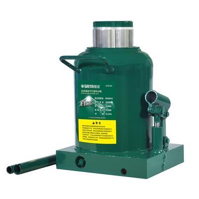 世达工具SATA立式液压千斤顶50公吨97810A