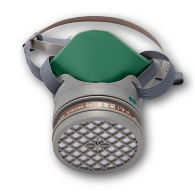 世达工具SATA硅胶防毒半面罩(单滤盒)FH0501
