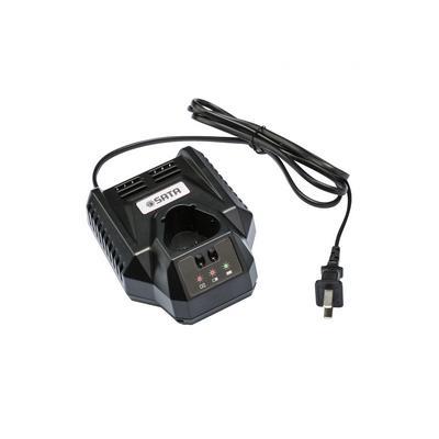 世达工具SATAJ系列10.8V 直插式锂电电池包充电器51503
