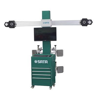 世达工具SATA3D 四轮定位仪AE5601