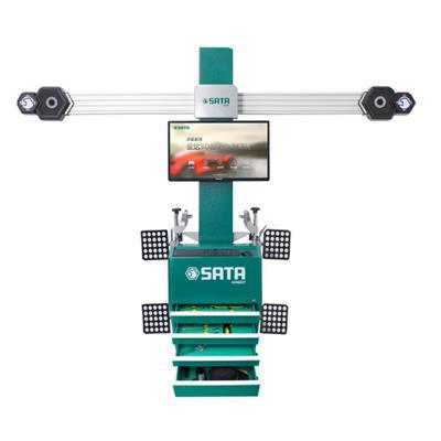 世达工具SATA3D四轮定位仪AE5602T