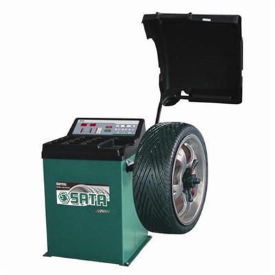 世达工具SATA经济型轮胎平衡机AE2011