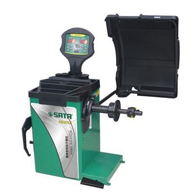 世达工具SATAAE2015 精准型轮胎平衡机AE2015