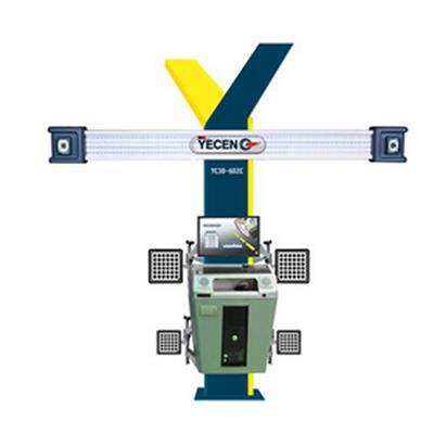 世达工具SATA一成3D四轮定位仪YC3D-602CYC00005
