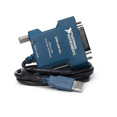 美国NI GPIB-USB-HS 数据连接线